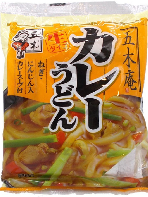 Curry Udon Itsuki 1p
