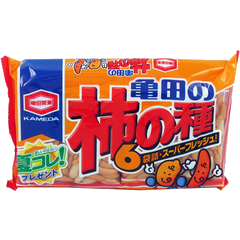 Kakinotane  rice crackers Kameda