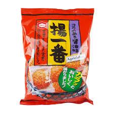 Age ichiban rice cracker 155g