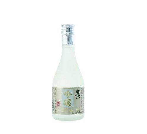 Junmai Ginjo Hakutaka 15.5%300ml 白鷹純米吟醸