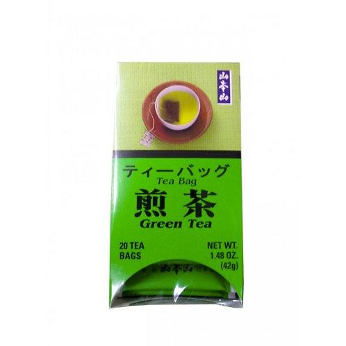 Yamamoto Yama Sencha tea bag 20bags