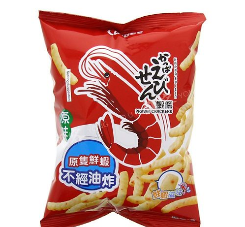 Kappa Ebisen shrimp crackers Calbee