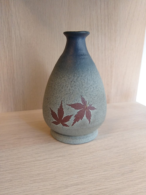 Sake tokkuri (caraf) Mashiko style