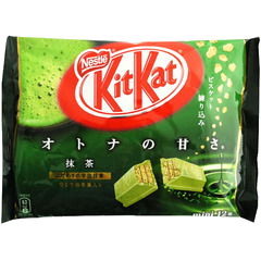 Nestlé KitKat Mini Share Pack - Matcha Green Tea
