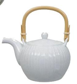 Arita Porcelain white tea pot 600ml