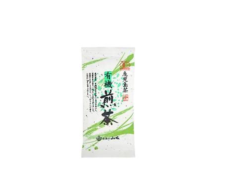 Oganic Sencha green tea100g Yamashiro