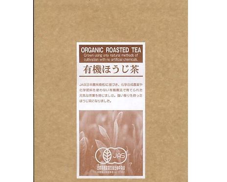Organic Hojicha Bio Hamasa 100g 浜佐 有機ほうじ茶