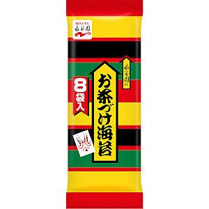 Ochazuke nori soup Nagatanien 8p永谷園お茶漬けのり