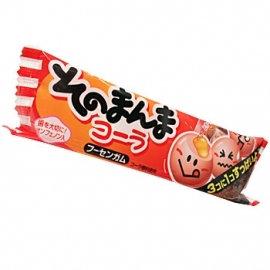 Sonomanma cola bubble gum 14gそのまんまコーラガム