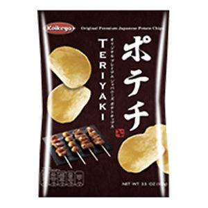 Potechi Teriyaki sauce  chips Koike ya
