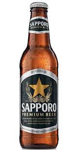 Sapporo beer 330ml
