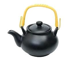 Black Mat teapot 500ml