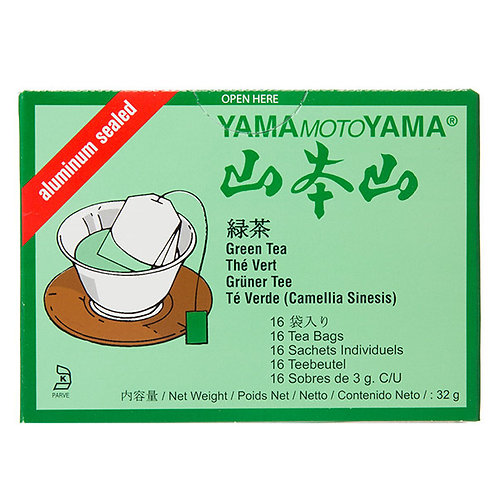 Sencha Tea bag YMY40g