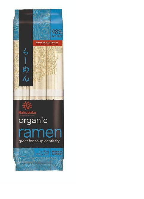 Organic Ramen noodle Hakubaku bio