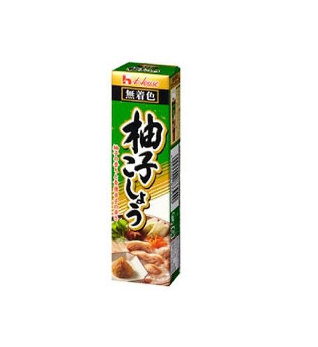 Yuzu Kosho Paste 40g House ハウス柚子胡椒