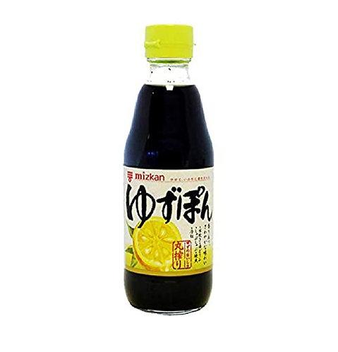 Yuzupon ponzu sauce 360ml ヤマサゆずぽん