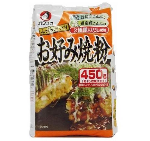 Okonomiyaki flour 450g オタフクお好み焼き粉