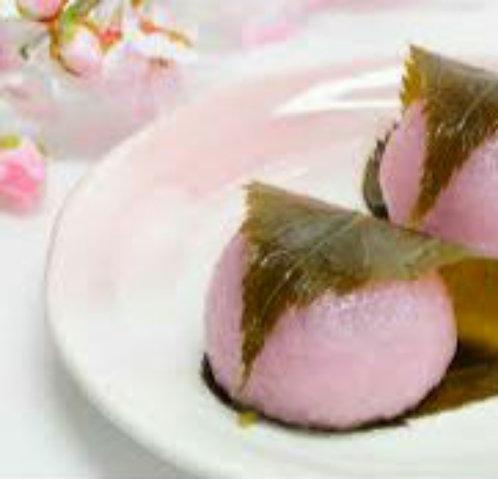 Sweet Sakura mochi 1p