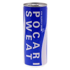 Pocari sweat drink
