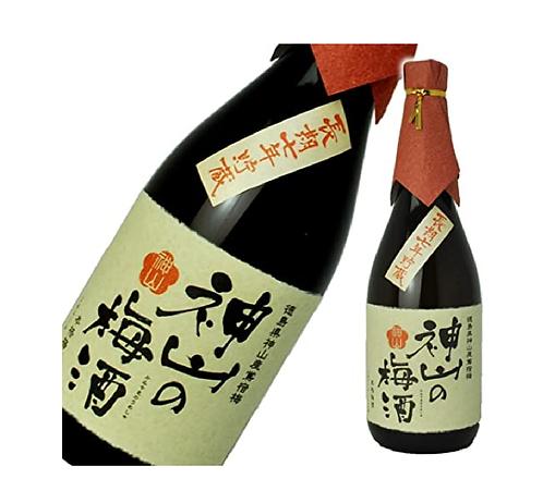 Kamiyama Umeshu720ml 7years old神山の梅酒長期7年貯蔵