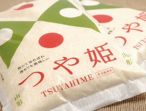Tsuyahime rice 山形米つや姫 2kg