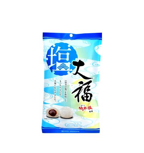 Shio Difuku white mochi 16og 世紀 塩大福もち