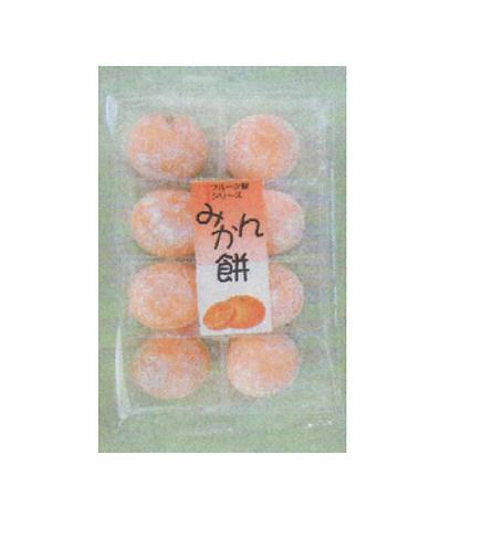 Fruits Mochi Mikan (Μανταρίνi) 8pみかん大福