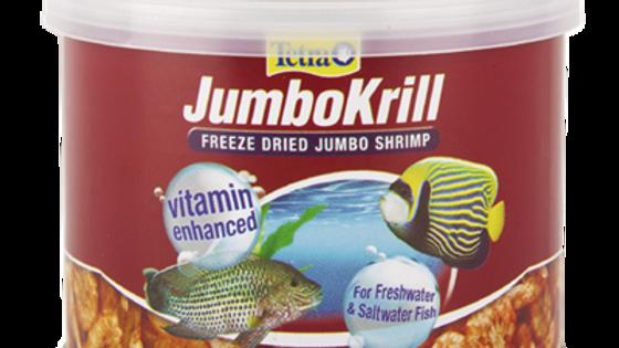Tetra-fish Jumbokrill freeze dried jumbo shrimp 1.4 oz