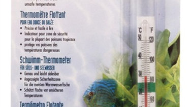 Marina Thermometer - Celsius and Fahrenheit