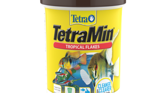 Tetra-fish Tropical Flakes
