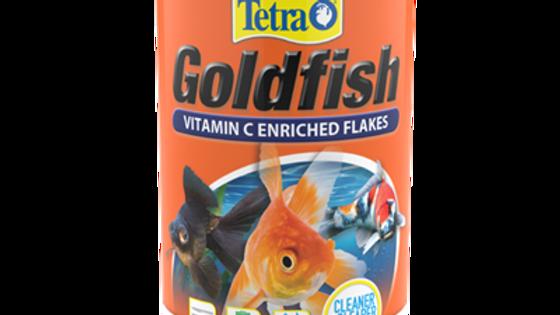 Tetra-fish Goldfish flakes