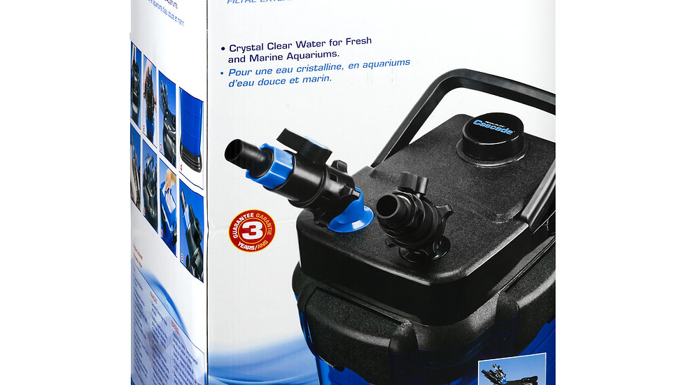 Penn-Plax Cascade Canister Filters