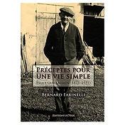 Farinelli-Bernard-Preceptes-Pour-Une-Vie
