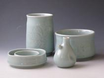 Jingdezhen Celadon pots