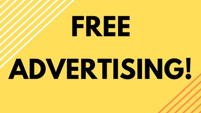 Free Advertising!
