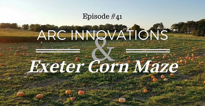 ARC Innovations & Exeter Corn Maze