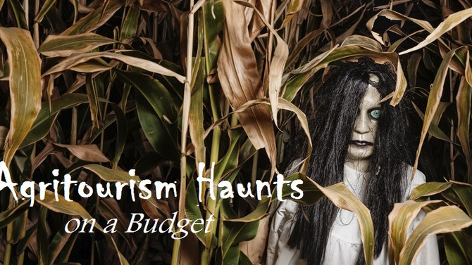 Agritourism Haunts on a Budget