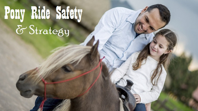 Agritourism - Pony Ride Safety & Strategy