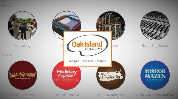 Oak Island Creative