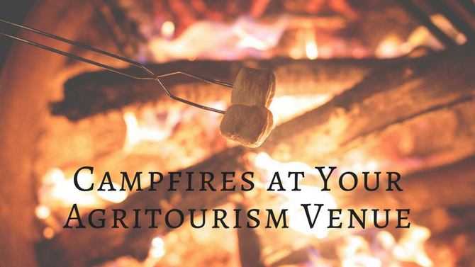 Campfires at Your Agritourism Venue