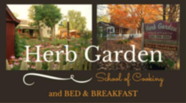 Herb Garden School of Cooking