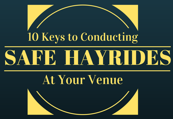 10 Keys to Conducting Safe Hayrides at Your Agritourism Venue