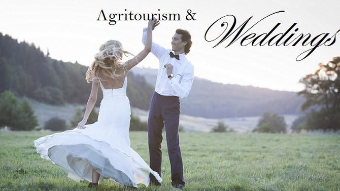 Agritourism & Weddings