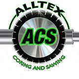 Alltex Coring & Sawing Logo Concrete
