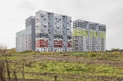 Жилые дома в поселке Коммунарка