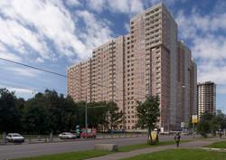 Жилой дом на ул Генерала Карбышева
