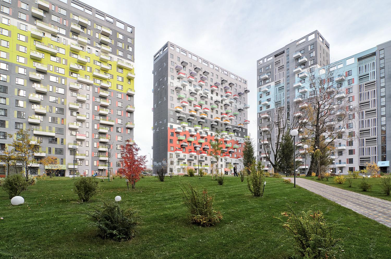 Kommunarka housing