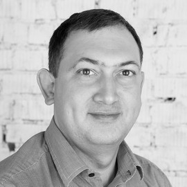 Timur Magichev, chief project engineer