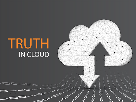 Businesses are moving as fast as they can to the cloud and here is why...