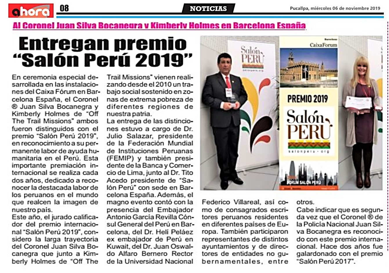 Diario_Ahora_Informa_premio_España_6NOV1